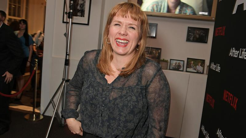 Kerry Godliman says seeing After Life on Googlebox made her realise just how big it was! (Getty)