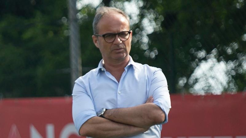 Rumour Has It: Lille's Luis Campos to spurn Manchester United interest