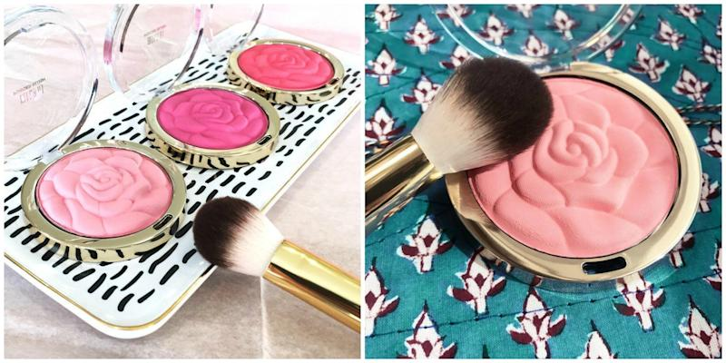 Milani's Rose Powder Blush Has Been Saved 29,000 Times on Pinterest — and It Only Costs $6
