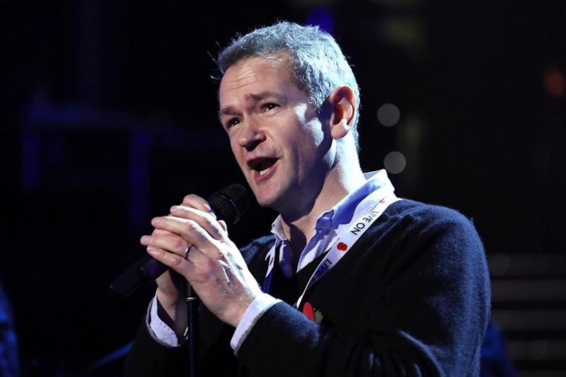 Host: Alexander Armstrong (Tim P. Whitby/Getty)
