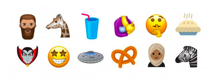 51 new emojis have been approved for release next year. [Photo: Emojipedia]
