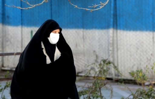 Coronavirus has claimed 77 lives in Iran, officials said Tuesday