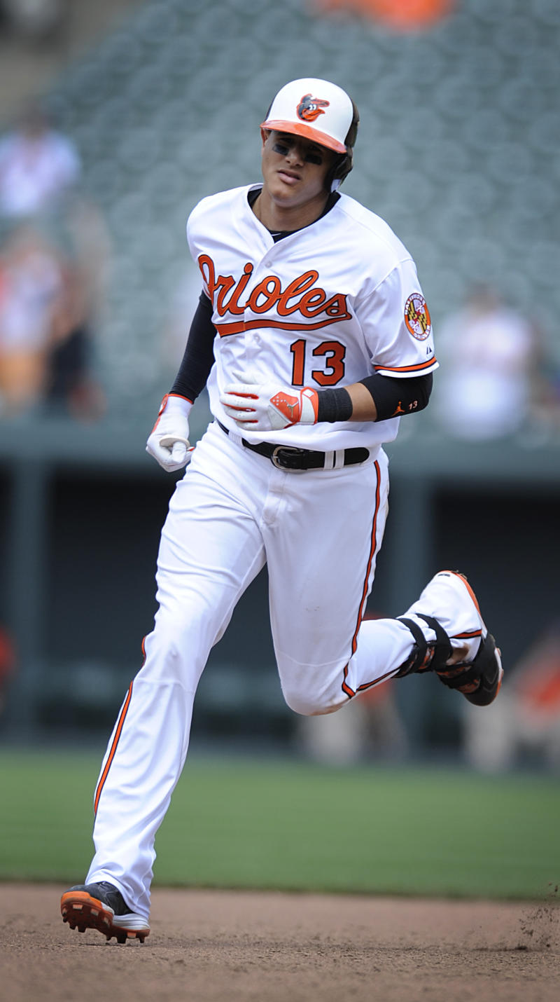 Orioles' Machado gets 5-game suspension from MLB