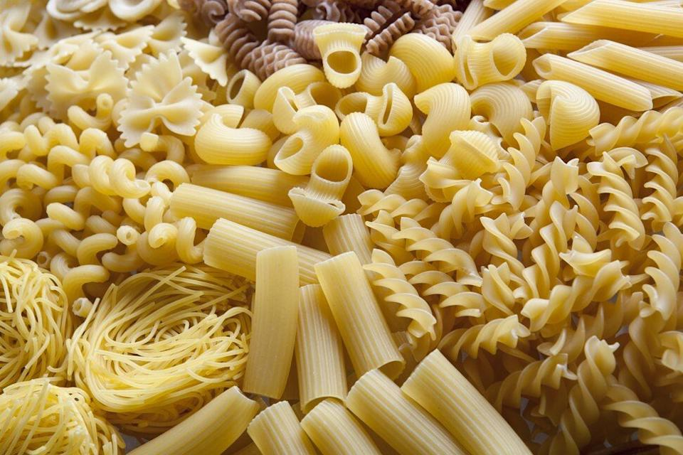 The Consumer Council tested 35 different types of pasta product. Photo: Handout