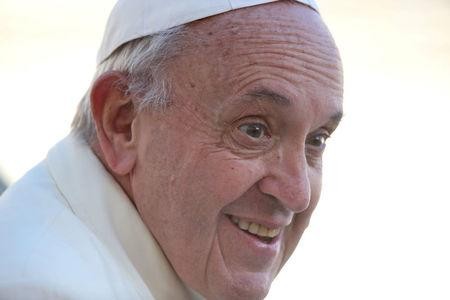 Vatican denies report that says Pope Francis believes hell does not exist