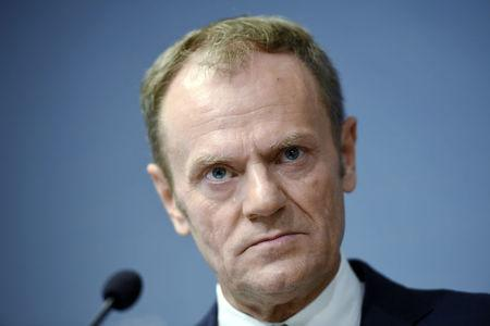 European Council President Donald Tusk visits Finland