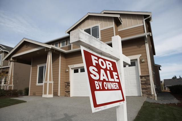 The latest check on home prices in the U.S. from S&P/Case-Shiller will be released on Tuesday.