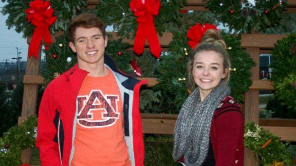 PHOTO: Emma Walker and Riley Gaul, who was two years older, had an on-again, off-again relationship in high school. (Courtesy Walker Family)