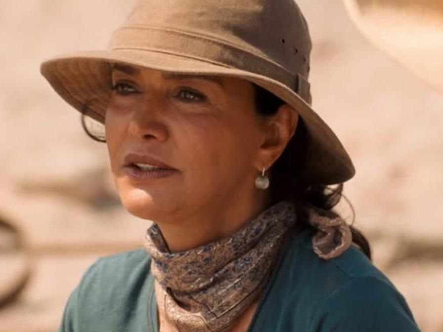 "Shohreh Aghdashloo in the ""Sisterhood"" sequel. <p class=""copyright"">Warner Bros. Pictures</p>"