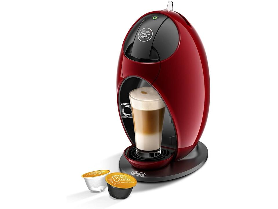 <p>Start every day with a barista-quality cup of coffee</p>Amazon