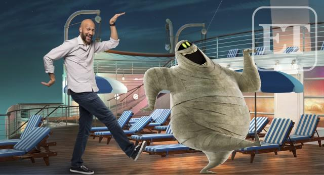 Keegan Michael Key, Hotel Transylvania Summer Vacation