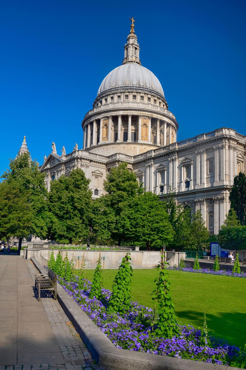 St Paul's Cathedral (Alamy Stock Photo)