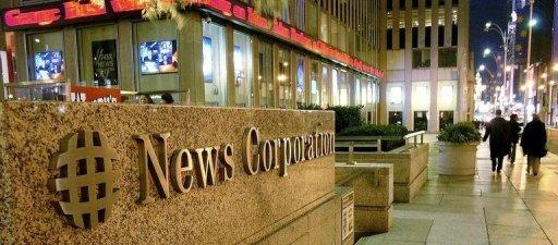 News Corp split begins as Murdoch names unit chief