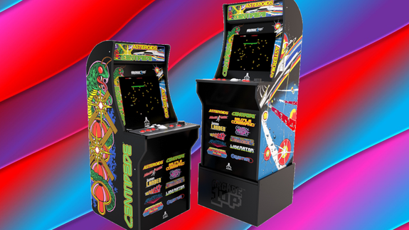 The Arcade1Up Deluxe has 12 retro games and is $100 off at