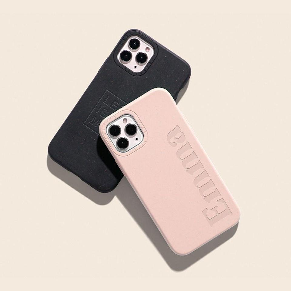 """<p><strong>Casetify</strong></p><p>casetify.com</p><p><strong>$45.00</strong></p><p><a href=""""https://go.redirectingat.com?id=74968X1596630&url=https%3A%2F%2Fwww.casetify.com%2Fproduct%2Fcompostable-case-customization&sref=https%3A%2F%2Fwww.cosmopolitan.com%2Fstyle-beauty%2Ffashion%2Fg32600849%2F21st-birthday-gift-ideas%2F"""" rel=""""nofollow noopener"""" target=""""_blank"""" data-ylk=""""slk:Shop Now"""" class=""""link rapid-noclick-resp"""">Shop Now</a></p><p>Write their name, put their age, or monogram an inside joke on this adorbs, customizable phone case.</p>"""