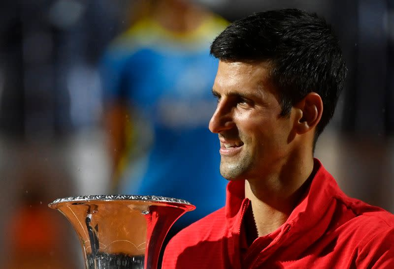 U.S. Open ball incident won't change way I deal with emotions, says Djokovic