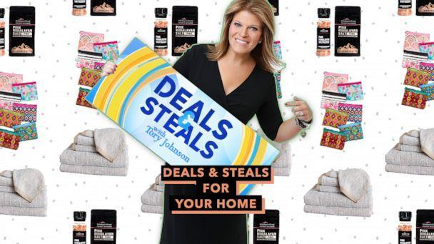 PHOTO: Deals & Steals for your home (ABC News)