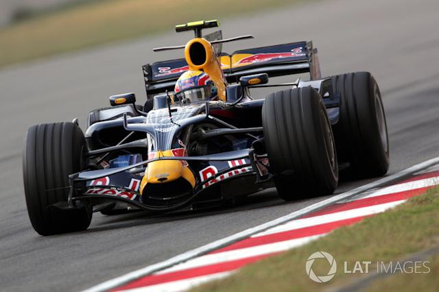 """2008: Red Bull-Renault RB4 <span class=""""copyright"""">Sutton Motorsport Images</span>"""