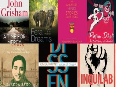 Books of the week: From Romila Thapar's Voices of Dissent to The Best Stories of Dhumketu, our picks
