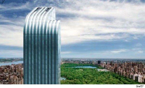$6.5 million New York City apartment in the One57 Tower was reportedly purchased for a toddler in China.