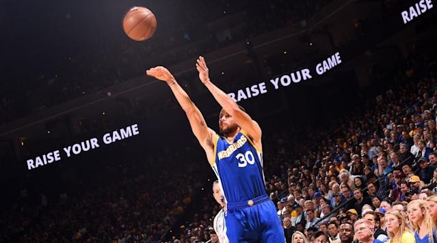 The NBA playoffs start April 15, with regular-season games wrapping up in less than a week.