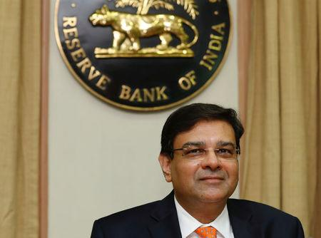 The Reserve Bank of India (RBI) Governor Urjit Patel attends a news conference after the bi-monthly monetary policy review in Mumbai, India February 7, 2018. REUTERS/Danish Siddiqui