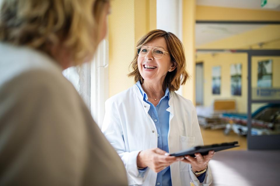 France is the best country in Europe to be a female healthcare professional, according to a study. Photo: Lenstore