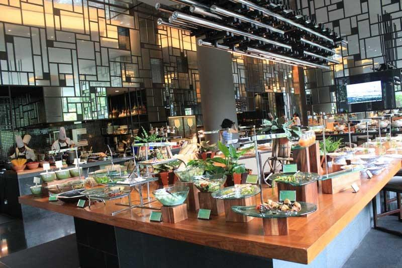 Parkroyal On Pickering Lime Restaurant Seafood Buffet: 25 Best Buffets In Singapore: Ultimate All-You-Can-Eat