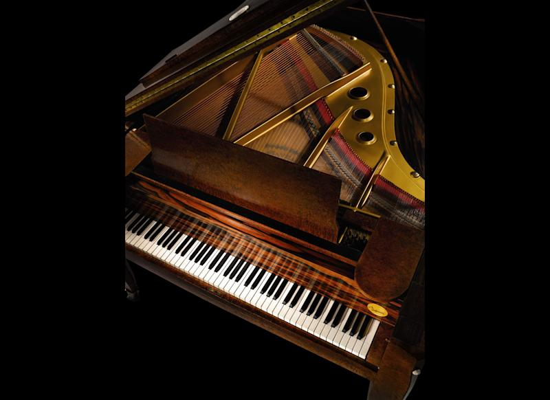 Rare Ruhlmann piano to be auctioned in NYC