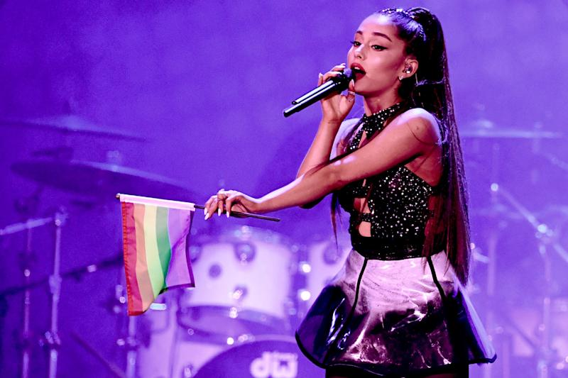 """Ariana Grande Responds to Fan Who Doesn't Approve of New Song """"Pete"""""""