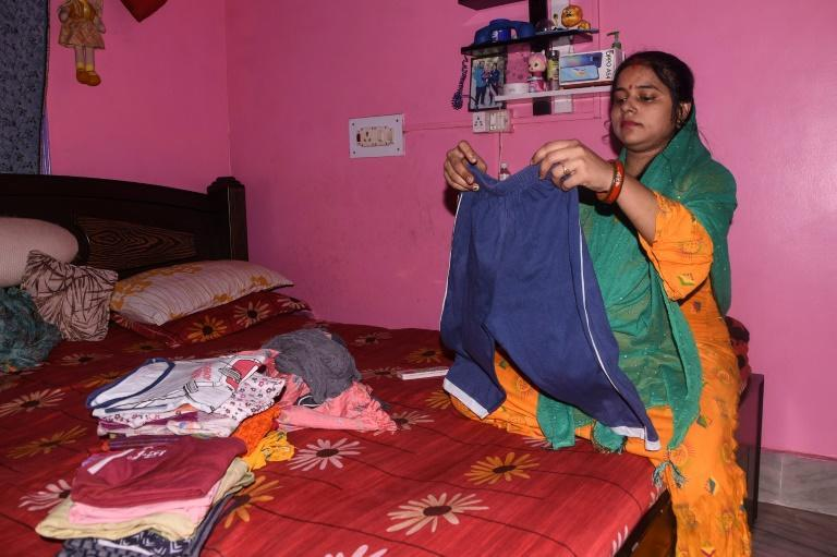 Kumari Kajal, who is in her eighth month of pregnancy, says she is finding it difficult to even see a doctor