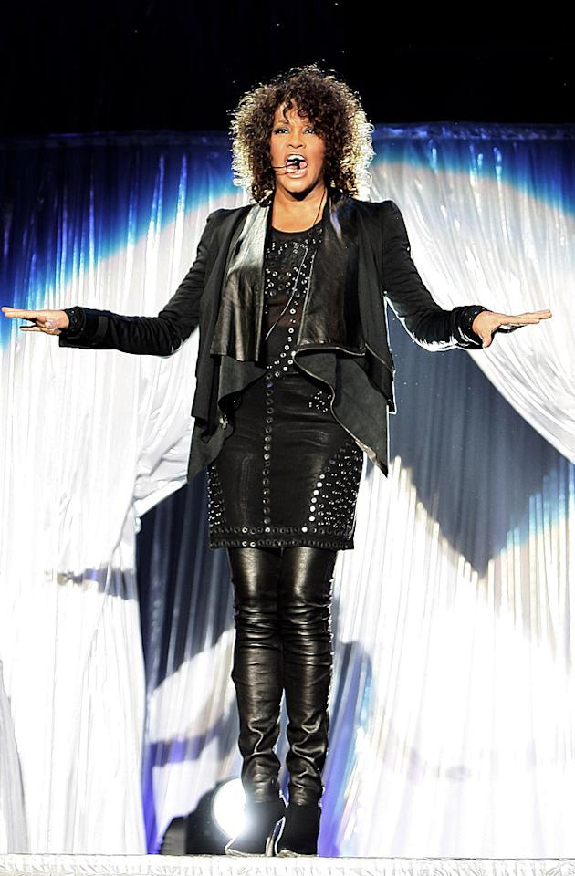 """<p class=""""MsoNormal""""><span><b>What was the biggest headline in the first half of 2012?</b><br> There have been a lot of shocking news stories in 2012 so far, but Whitney Houston's sudden death at the age of 48 in February topped Parade/omg!'s poll, receiving 50% of the vote. Rounding out the top four headlines were Kristen Stewart apologizes for cheating on Robert Pattinson (21%), Tom Cruise and Katie Holmes divorce (14%), and Snooki announces she's pregnant (6%).</span></p>"""