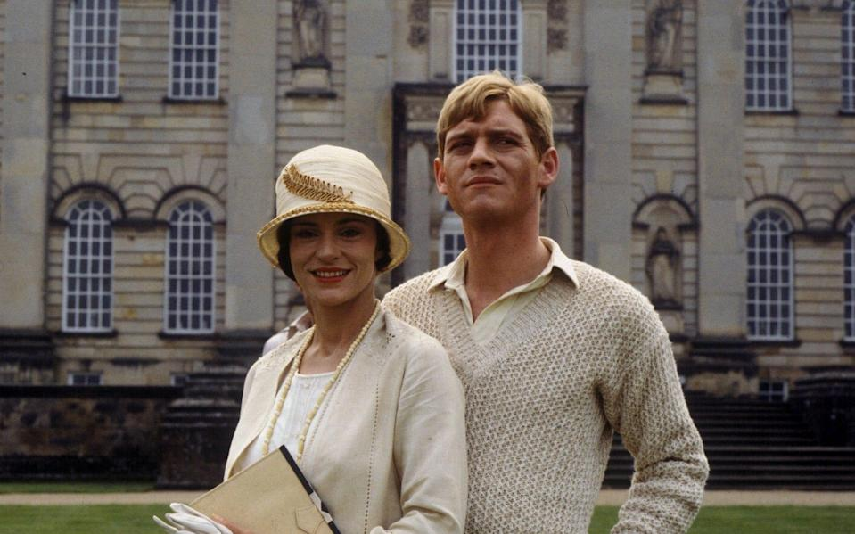 Brideshead Revisited - Brideshead Revisited/ITV / Rex Features