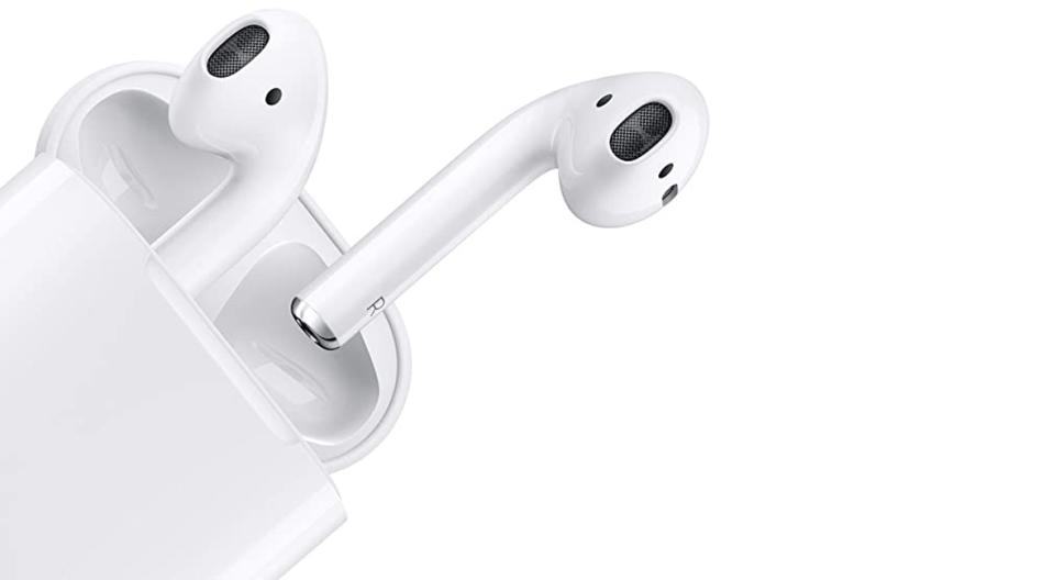Apple AirPods with Charging Case (Photo: Amazon)