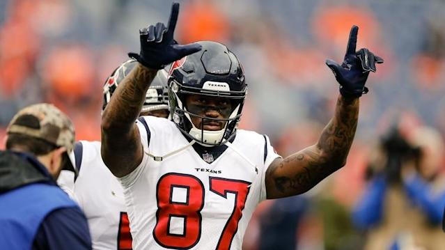The Texans are reportedly releasing WR Demaryius Thomas. Could he end up in New England this season?