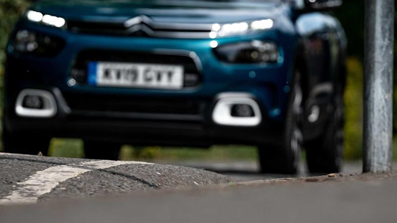 Citroen has found out how many speed bumps are in Britain