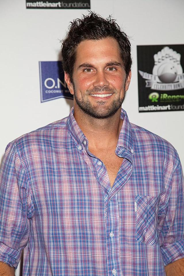 "Matt Leinart attends the Matt Leinart Foundation's Fifth Annual ""Celebrity Bowl"" at Lucky Strikes on July 14, 2011 in Hollywood, California. (Photo by Imeh Akpanudosen/Getty Images)"