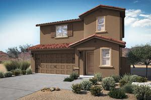 The open-concept Mesquite floor plan by LGI Homes is now available at La Madre.