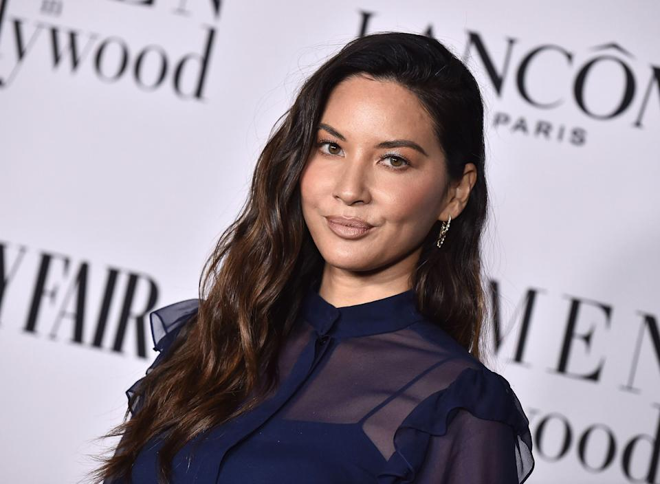 Olivia Munn along with other actors participates in PSA to shed light on the history of anti-Asian hate.
