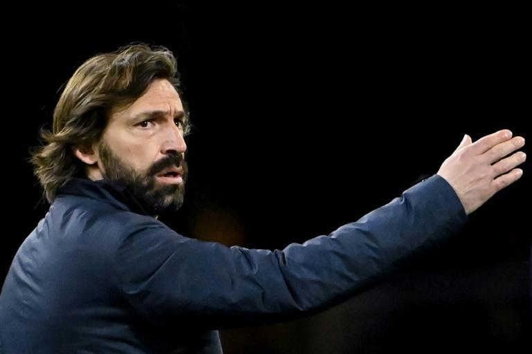 Andrea Pirlo was only in charge at Juventus for a single season