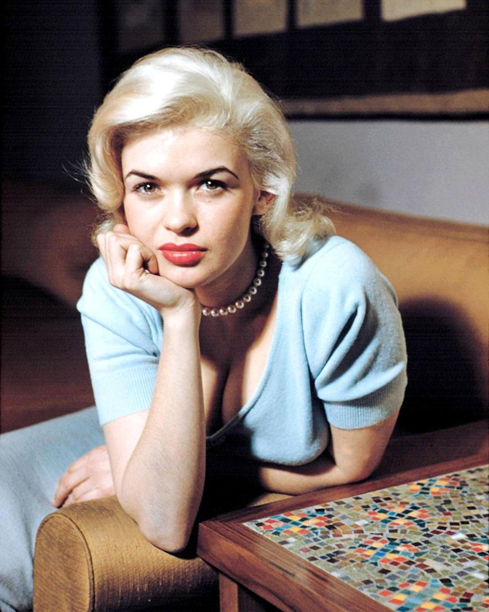 <p>As Marilyn Monroe grew more popular throughout the decade, so did her signature platinum blonde hair. Soon, competing studios began promoting stars with a similar look as the bombshell, like Jayne Mansfield. </p>