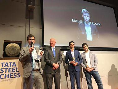 Tata Steel Chess: Magnus Carlsen bags seventh title after holding Anish Giri; Viswanathan Anand finishes joint third