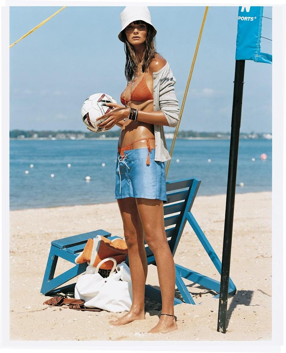 "<cite class=""credit"">Photographed by Liam Goodman, <em>Vogue,</em> April 2009</cite>"