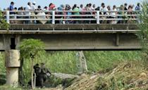 Venezuelans regularly travel across the Colombian border to buy supplies no longer found in the crisis-wracked country