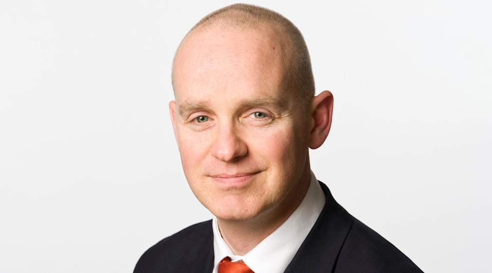 Financial Conduct Authority's Brian Corr