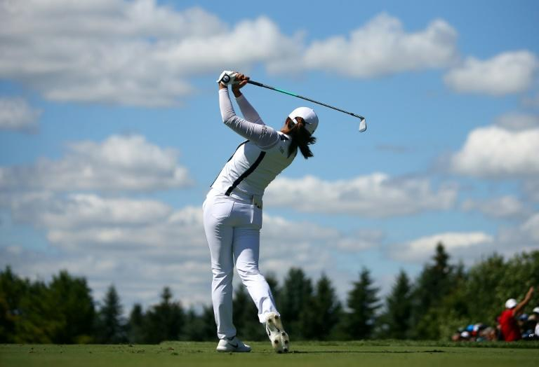 Aditi Ashok zooms to tied eighth in Canada