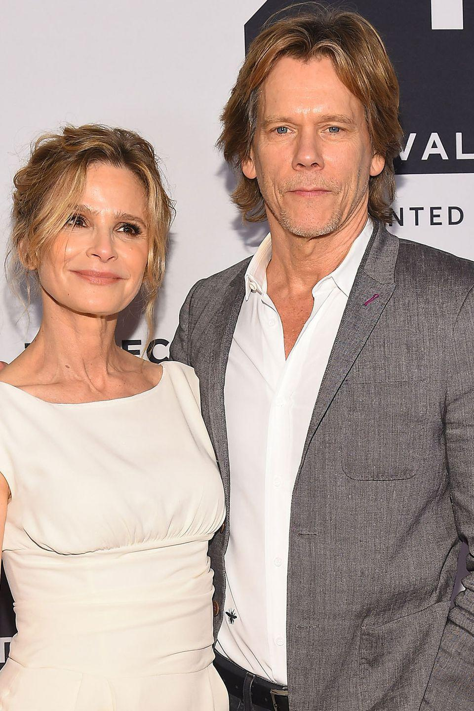 """<p>They've been married for three decades and they're still going strong so maybe there's something to this whole """"looking like your spouse"""" thing. Or maybe it's from being just One Degree of Kevin Bacon all those years. </p>"""