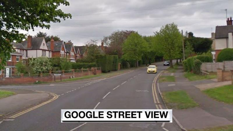 A woman has died and three people have been arrested. Pic: Google Street View