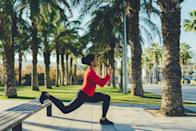 """<p class=""""body-text"""">Chances are if you're searching for the best inner thigh exercises, you're trying to find out how to tone that tricky area of the leg. Fair enough. From sumo squats to crab walks with a <a href=""""https://www.womenshealthmag.com/uk/gym-wear/a31691972/best-resistance-bands/"""" rel=""""nofollow noopener"""" target=""""_blank"""" data-ylk=""""slk:resistance band"""" class=""""link rapid-noclick-resp"""">resistance band</a> the number of exercises that target the inner thigh is vast. However, there's no need to get in a tizzy over which exercises are best for the inner thigh – we're here to set you straight. </p><h2 class=""""body-h2"""">What are the best exercises for inner thighs?</h2><p>While there's no one exercise that's best, there are moves that target your inner thighs, as well as other muscles too. From compound exercises – moves that target multiple muscle groups – to isolation exercises that focus on one specific area, toning your inner thighs isn't as hard as it sounds. </p><p>For example, a <a href=""""https://www.womenshealthmag.com/uk/fitness/workouts/a700321/how-to-do-a-lateral-lunge/"""" rel=""""nofollow noopener"""" target=""""_blank"""" data-ylk=""""slk:lateral lunge"""" class=""""link rapid-noclick-resp"""">lateral lunge</a> targets your inner thigh more than most movements. 'It strengthens your adductors (inner upper thigh muscles) and abductors (outer hip muscles) more due to the sideways movement,' explains <a href=""""https://www.virginactive.co.uk/"""" rel=""""nofollow noopener"""" target=""""_blank"""" data-ylk=""""slk:Virgin Active"""" class=""""link rapid-noclick-resp"""">Virgin Active</a> master trainer <a href=""""https://www.instagram.com/didi.pt/?hl=en"""" rel=""""nofollow noopener"""" target=""""_blank"""" data-ylk=""""slk:Dorota Maslewska"""" class=""""link rapid-noclick-resp"""">Dorota Maslewska</a>.</p><p>'Our body moves across three different planes of motion: sagittal, frontal and transverse,' Emily Taylor, a personal trainer at <a href=""""https://fitnesslab.fit/"""" rel=""""nofollow noopener"""" target=""""_blank"""" data-ylk=""""slk:Fitness Lab"""" class"""
