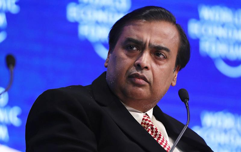 Big Tech's India Plans Can't Seem to Bypass Asia's Richest Man